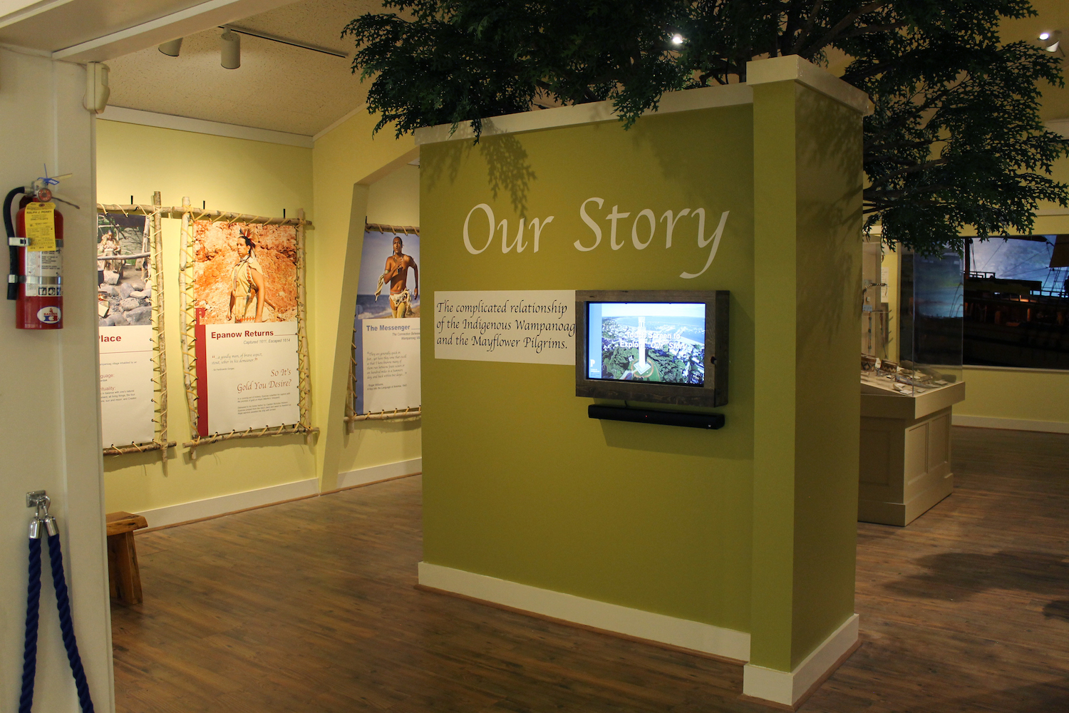 Our Story Exhibition